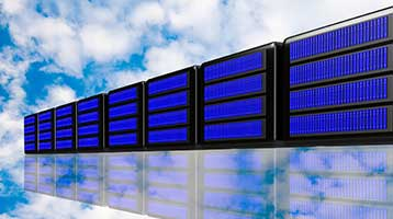 Server and website hosting
